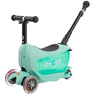 Micro Mini2go Deluxe Plus zelená - Sportovní odrážedlo