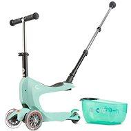 Micro Mini2go Deluxe Plus Green - Balance Bike