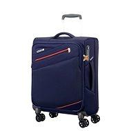 American Tourister Pikes Peak Spinner 55 Carbon Blue - Cestovní kufr s TSA zámkem