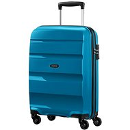 American Tourister Bon Air Spinner S Strict Seaport Blue - Suitcase with TSA-Approved Lock