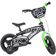 "Dino Bikes 12 orange/black - Dětské kolo 12"""
