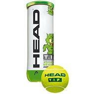 Head T.I.P green - Tenisový míč