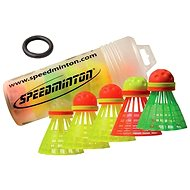 Speedminton Tube MixPack - Míčky na crossminton