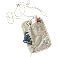 Deuter Security Wallet I sand - Peněženka