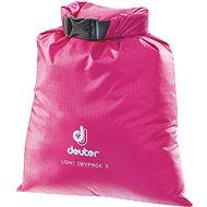 Nepromokavý vak Deuter Light Drypack 3 magenta