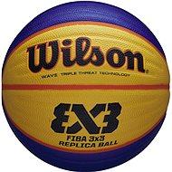 Wilson FIBA 3x3 Replica Rubber Basketball - Basketbalový míč