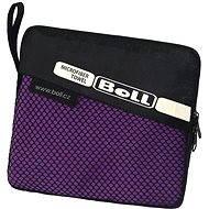 Boll Litetrek towel violet L - Ručník