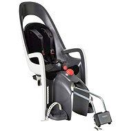 Hamax Caress tmavě šedá/černá - Dětská sedačka na kolo