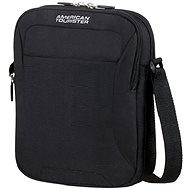 American Tourister Road Quest Crossover Solid Black - Taška přes rameno