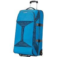American Tourister Road Quest Duffle/WH L Bluestar Print - Cestovní kufr