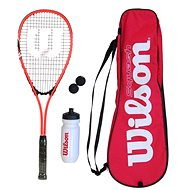 Wilson Starter Squash Kit - Squashová raketa