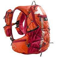 RaidLight Trail XP 14 + 2 Flasks red - Sportovní batoh