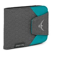 Osprey Quick Lock Wallet Tropical Teal - Peněženka