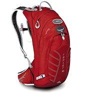 Osprey Raptor 10 Red Pepper - Sportovní batoh