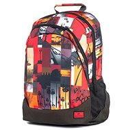 Rip Curl PHOTO VIBES PROSCHOOL Red - Městský batoh