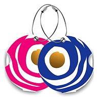Suitsuit DuoPack Circle - Jmenovky na zavazadlo
