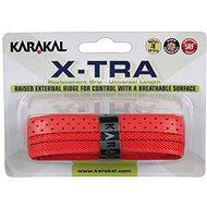 Karakal X-TRA red - Badmintonová omotávka
