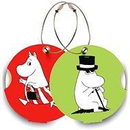 Suitsuit DuoPack Moomin 2 - Jmenovky na zavazadlo