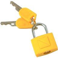 TravelBlue TB024 2ks žlutý - Zámek na zavazadla