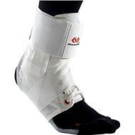 McDavid Ankle Brace With Straps, bílá S - Ortéza na kotník