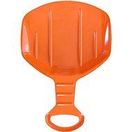 Kluzák na sníh Plus oranžový - Kluzák