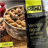 AdventureMenu - Jelení ragú s bramborovými špalíčky - Trvanlivé jídlo