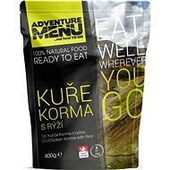 AdventureMenu - Kuře Korma s rýží - Trvanlivé jídlo