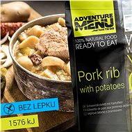 AdventureMenu - Vepřové žebírko s bramborem - Trvanlivé jídlo