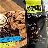 AdventureMenu - 100% MASO: Krůtí na cibulce - Trvanlivé jídlo