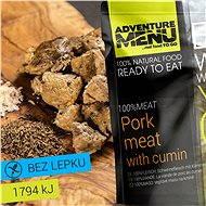 AdventureMenu - 100% MASO: Vepřové na kmínu - Trvanlivé jídlo