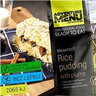 AdventureMenu - Rýžový nákyp se švestkami - Trvanlivé jídlo