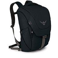 Osprey Flap Jack Pack black - Městský batoh