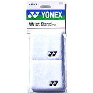 Yonex wristband bílé - Potítko
