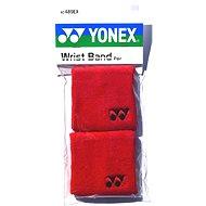 Yonex wristband červené - Potítko
