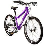 """Woom 4 purple - Dětské kolo 20"""""""