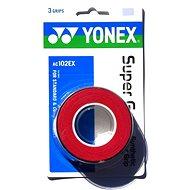 Yonex Super Grap červený - Badmintonová omotávka