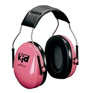 3M PELTOR KID NEON PINK H510A-442-RE - Hearing Protection