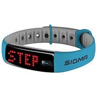 Sigma Activo modrý - Fitness náramek