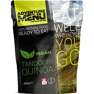 Adventure Menu - Tandoori Quinoa (VEGAN)