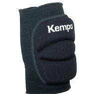 Kempa Knee indoor protector padded černé vel. L - Kolenní chrániče