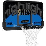 Spalding NBA Highlight Backboard - Basketbalový koš
