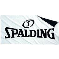 Spalding Bathing Towel bílo/černý - Ručník