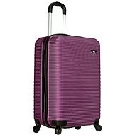 Sirocco T-1039/3-50 ABS fialová - Cestovní kufr