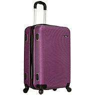 Sirocco T-1039/3-70 ABS fialová - Cestovní kufr