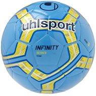 Uhlsport Infinity Team - cyan/fluo yellow/navy - vel. 3 - Fotbalový míč