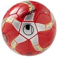 Uhlsport Medusa Anteo - red/silver/black/fluo yellow - vel. 4 - Futsalový míč