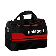 Uhlsport Basic Line 2.0 Players Bag - black/red 30 L - Sportovní taška