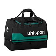 Uhlsport Basic Line 2.0 Players Bag - black/lagune 30 L - Sportovní taška
