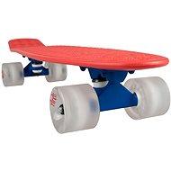 """Area candy board červený 22"""" - Plastový skateboard"""