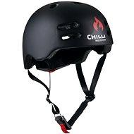 Helma na kolo Chilli Inmold helma černá